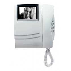 KM8262W B/w video intercom Compact
