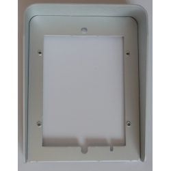 PL81 Hood cover with flush mounting frame PL71