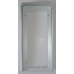 PL82 Hood cover with flush mounting frame PL72