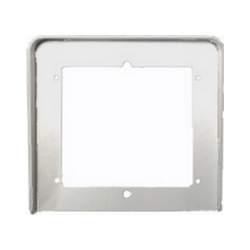 MD81  Hood cover with flush mounting front frame MD71 MODY