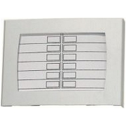 TD4110 Name plate panel in two rows MODY